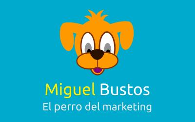 ¡Ahora soy El perro del marketing!