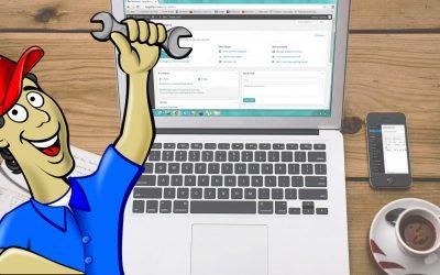 ¿Por qué es imprescindible cuidar el mantenimiento de una web?