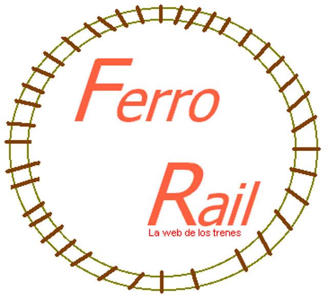 Logotipo original de Ferro Raíl, que creé en octubre del año 2000 usando el Paint de Microsoft.